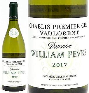 2017 シャブリ 1級畑 ヴォロラン 750ml ウィリアム フェーブル 白ワイン コク辛口 ワイン ((B0WFVR17))