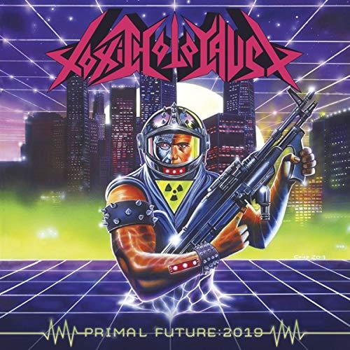 Primal Future: 2019 [Vinyl LP] (transparent purple with green splatter)