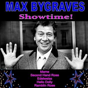 Showtime!: Starring Max Bygraves