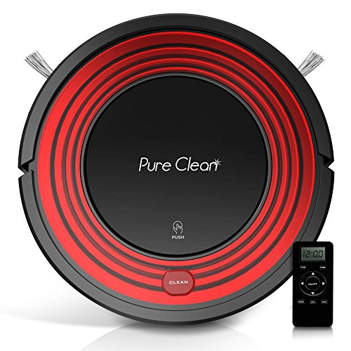 Automatic Programmable Robot Vacuum Cleaner - Dust Filter ...