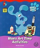 Blue's Art Time Activities [並行輸入品]