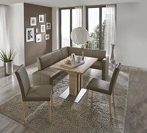 Eckbankgruppe OTTO Eckbank Tisch Stühle System Sitzecke Essgruppe günstig