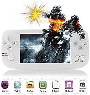 TIANYY Handheld Game Console Portable Video Game 4.3