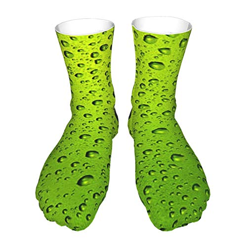 Multi rendimiento al aire libre calcetín hielo frío cerveza botella para hombres mujeres deporte calcetines largos 40 cm
