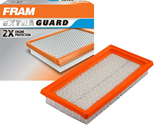 FRAM Extra Guard Air Filter, CA11215 for Select Nissan...
