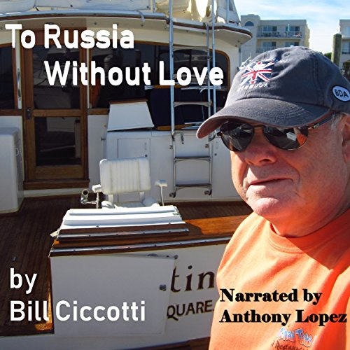 To Russia Without Love audiobook cover art