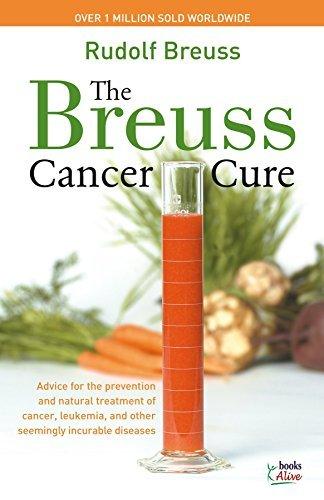 [BREUSS CANCER CURE] by (Author)Breuss, Rudolf on Dec-31-98