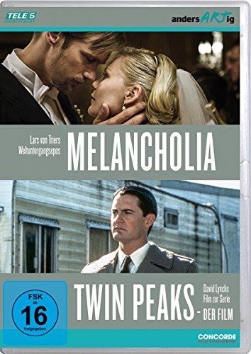 Melancholia / Twin Peaks - Der Film (andersARTig Edition, 2 Discs)