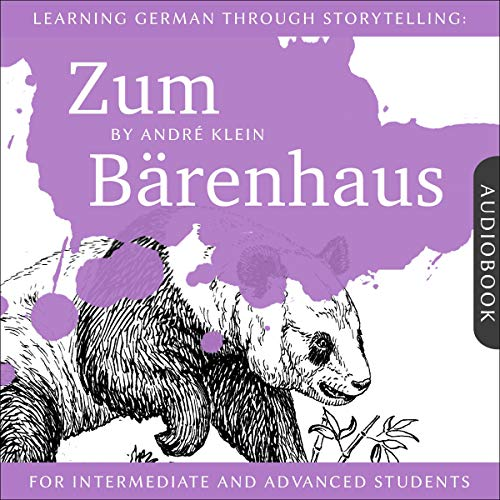 Couverture de Learning German Through Storytelling