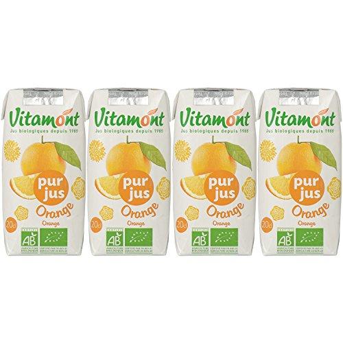 アリサン オーガニック オレンジジュース 200ml