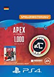 APEX Legends: 1000 Coins - PS4 Download Code - deutsches Konto