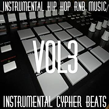 Instrumental Cypher Beats, Vol. 3