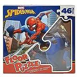 Spiderman 46pc Floor Puzzle