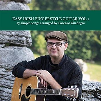 Easy Irish Fingerstyle Guitar, Vol. 1