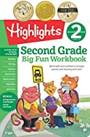 Second Grade Big Fun Workbook (Highlights Big Fun Activity Workbooks)
