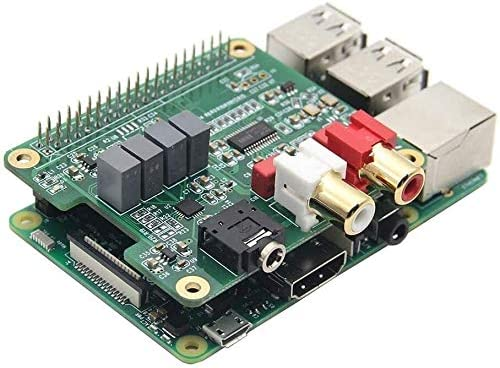 Dlb0216 PCM5122 HiFi DAC Audio OFFicial site Card for Kit Expansion Rasp Excellent Board