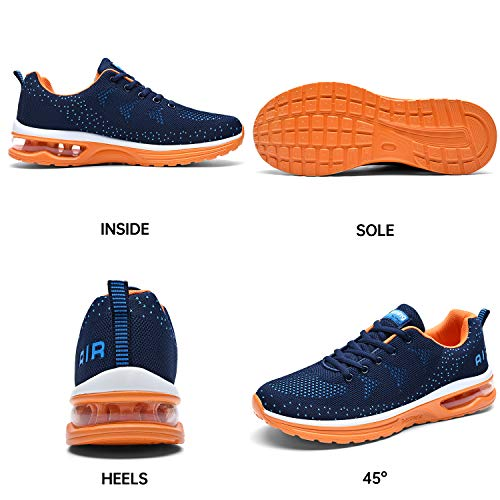 Mens Air Athletic Running Tennis Shoes