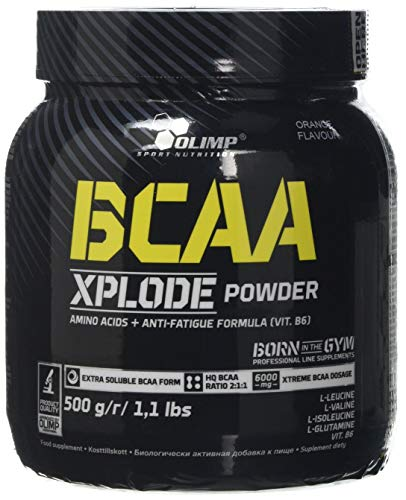Olimp Bcaa Xplode Supplement, 500 g, Orange