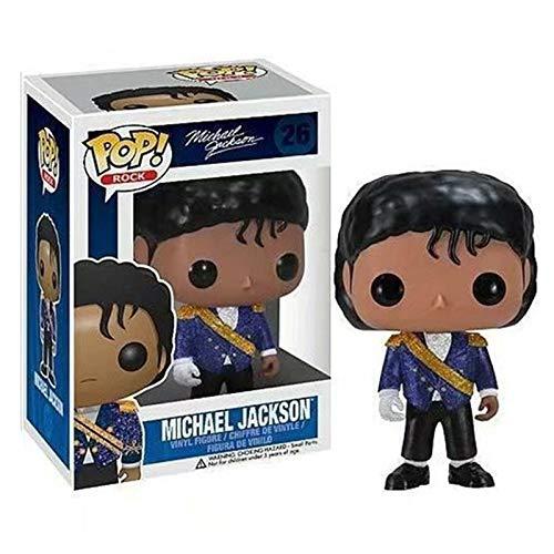 Topstars Funko Music #26 Michael Jackson Pop! Multicolor