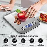 Zoom IMG-1 bilancia da cucina digitale alta