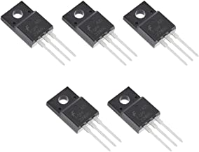 Bridgold 5pcs FQPF20N60C FQPF20N60 20N60 N-Channel LCD Power Supply commonly Used MOS Transistor,20A/600V TO-220
