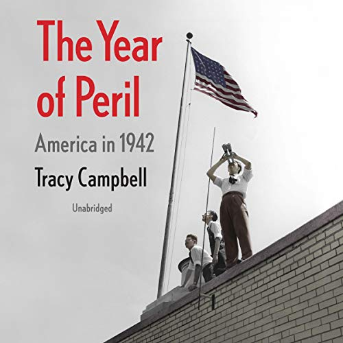 The Year of Peril Audiobook By Tracy Campbell cover art