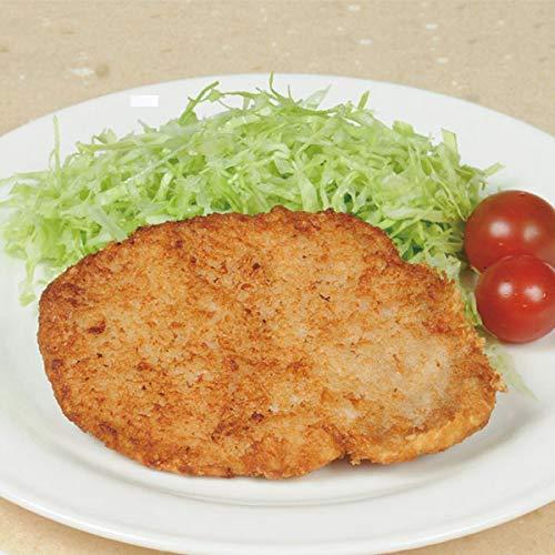フレッシュサービス)豚ロースとんかつ パン粉付 約450g