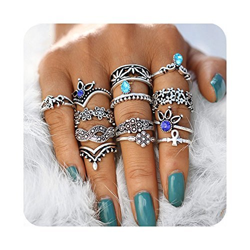 Novelty Stacking Rings