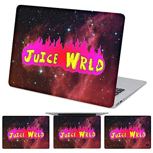 Ju-ice W-rld - Protector de pantalla para ordenador portátil, resistente al agua y antiincrustación, apto para Apple MacBook Air 13 modelo A1466 y A1369