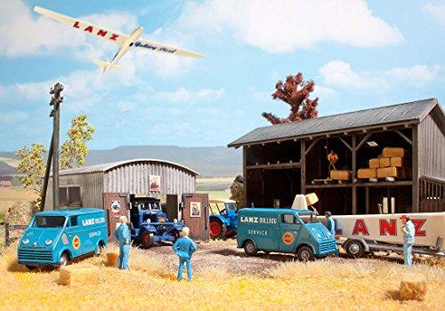 Busch 1064 – Atelier, véhicule