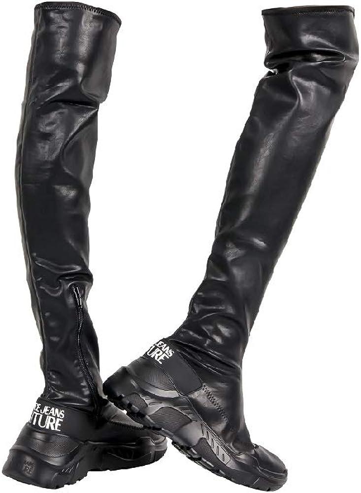 Versace jeans couture stivali donna E0VUBSC371157899