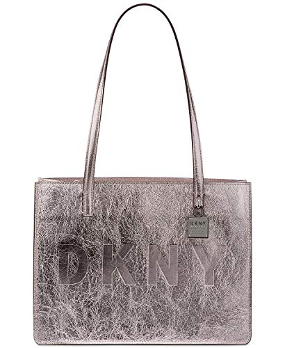 DKNY Commuter Leather Medium Tote