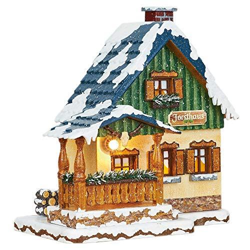 WiKi Winterhaus Forsthaus, elektrisch