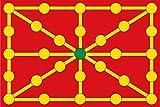 magFlags Bandera Large Navarra versión Antigua | Bandera Paisaje | 1.35m² | 90x150cm