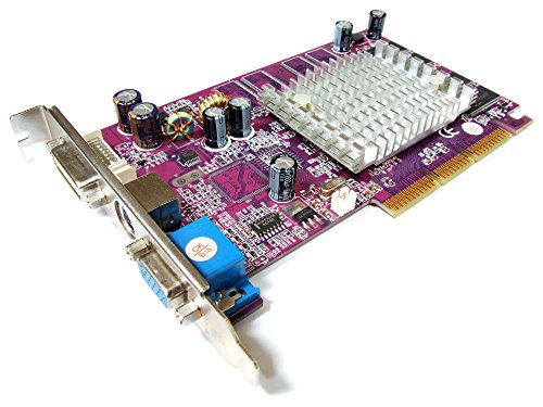 Palit GeForce GEF FX520064Bit 128MB DDR TV Out DVI VGA AGP Video Graphics Card
