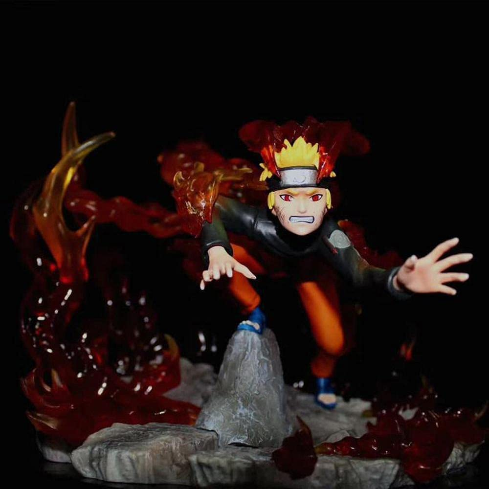 Uzumaki Naruto Overseas parallel import regular item Action Figure Discount mail order Colle Statue Anime Character