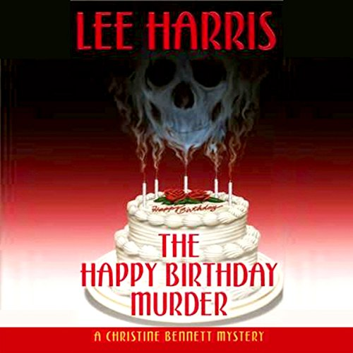The Happy Birthday Murder audiobook cover art