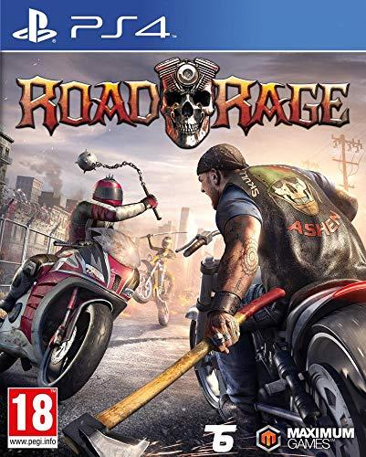 Road Rage - PlayStation 4 [Edizione: Regno Unito]