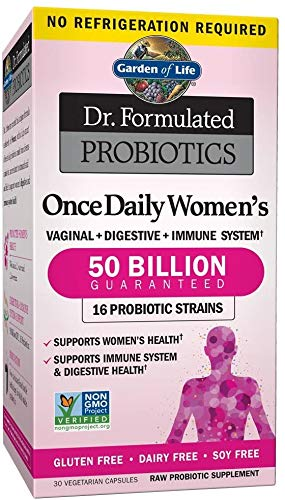 Dr. Formulated Probiotics Once Daily Womens - 30 Capsules