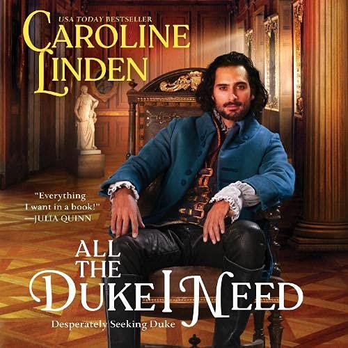 Couverture de All the Duke I Need