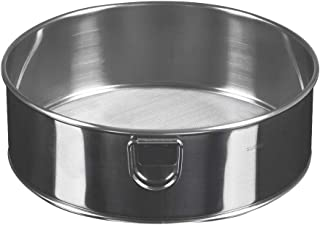 """Xpanal Flour Sieve Fine Mesh, 8"""" Stainless Steel 60 Mesh Round Flour Sifter for Baking Cake Bread"""