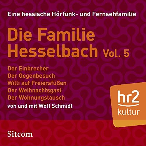 Die Familie Hesselbach, Vol. 5 Titelbild