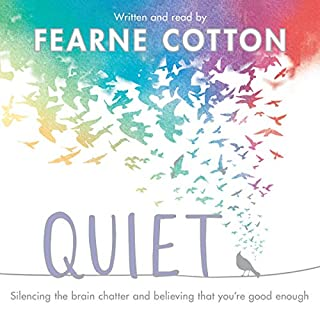 Quiet audiobook cover art