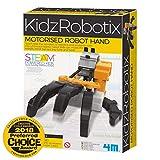Best 4M Robots - 4M Kidzrobotix Motorized Robot Hand Kids Science Kit Review