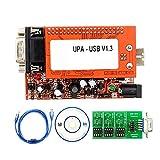 NEYOANN Programador UPA USB Herramienta de DiagnóStico UPA-USB ECU Chip Programador de AfinacióN UPA USB V1.3 para la Unidad Principal de la VersióN 2014