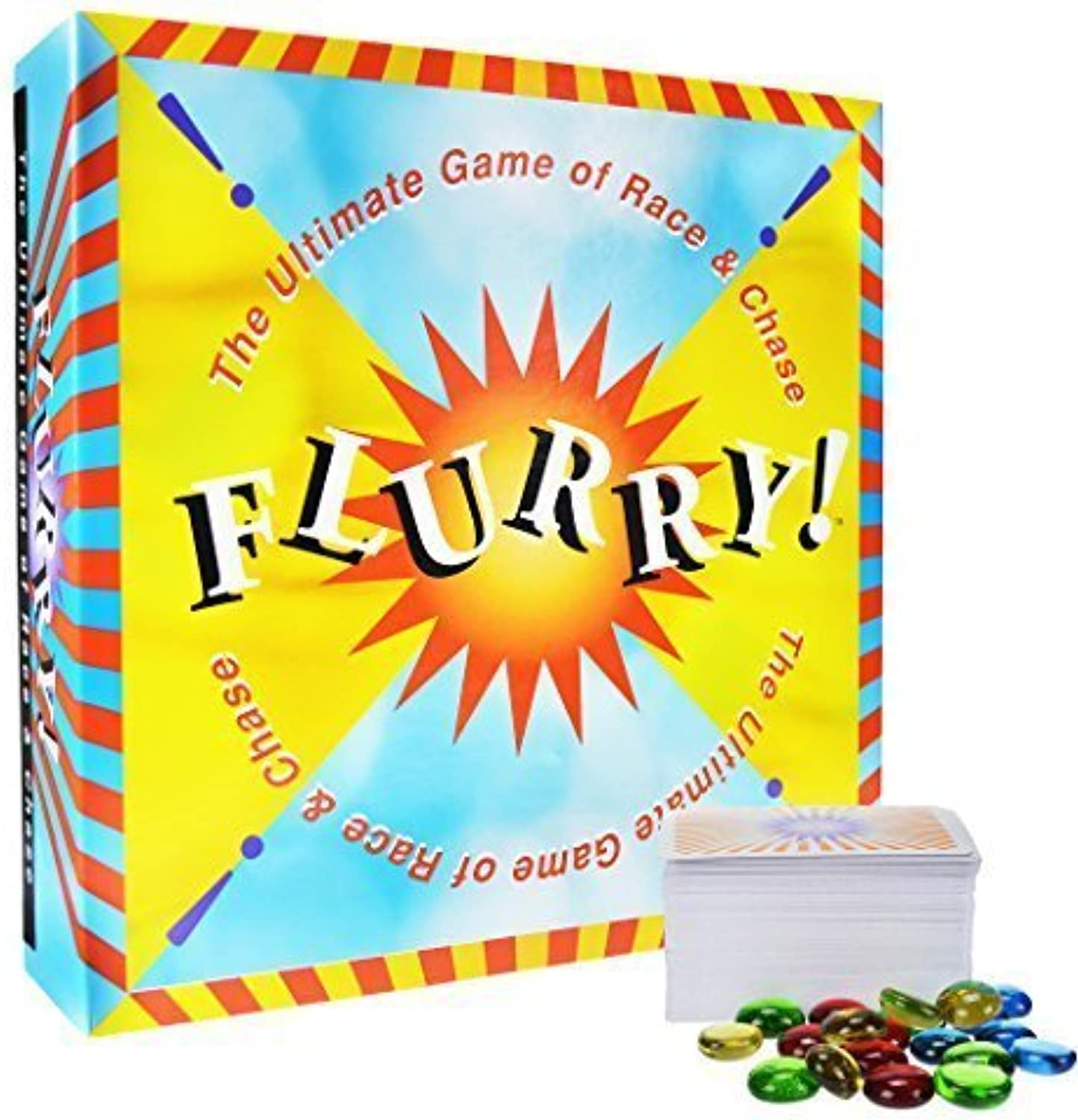 Flurry  The Ultimate Game of Race and Chase
