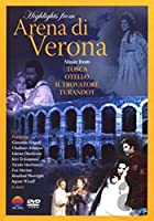 Highlights From Arena Di Verona [DVD] [Import]