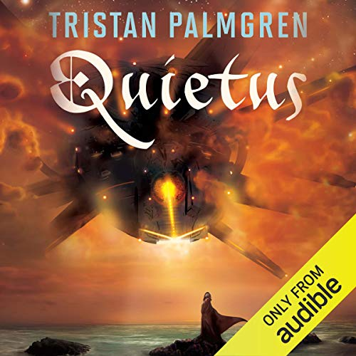 Quietus cover art