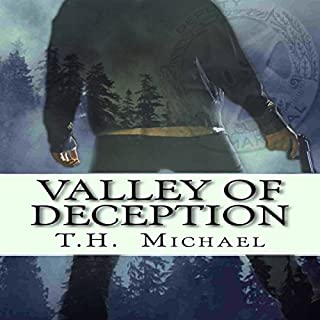 Valley of Deception audiobook cover art