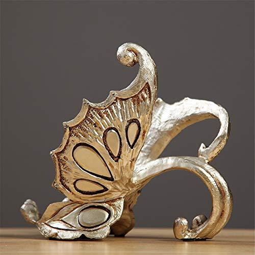 LL-COEUR Animal Décoration Porte-Bouteille Fonctionnel Original Casier à Vin Résine Sculpture Design (1)